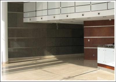 BEMA PLAZA – entrance halls – 2007